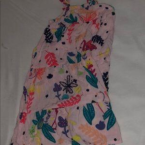 Light Pink flower dress